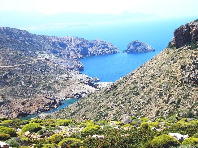 Побережье восточного Крита