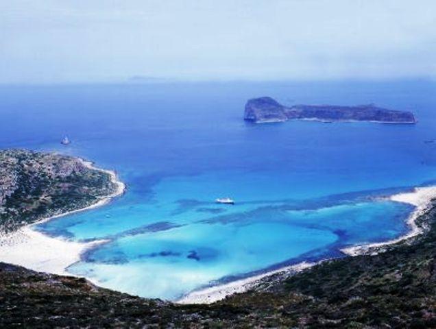 Лазурное море и белый пляж