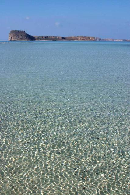 Чистейшая вода залива Ханья