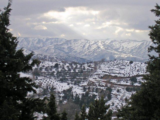 Зимняя Ханья