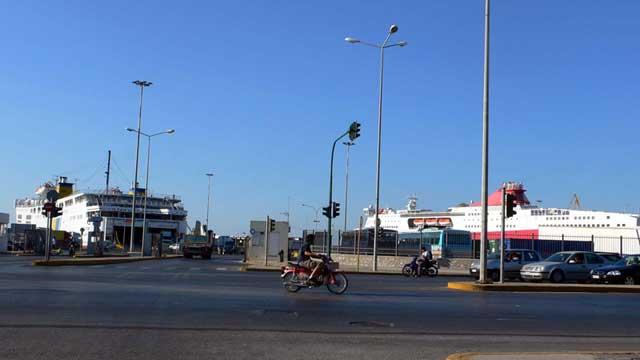 Порт Ираклиона